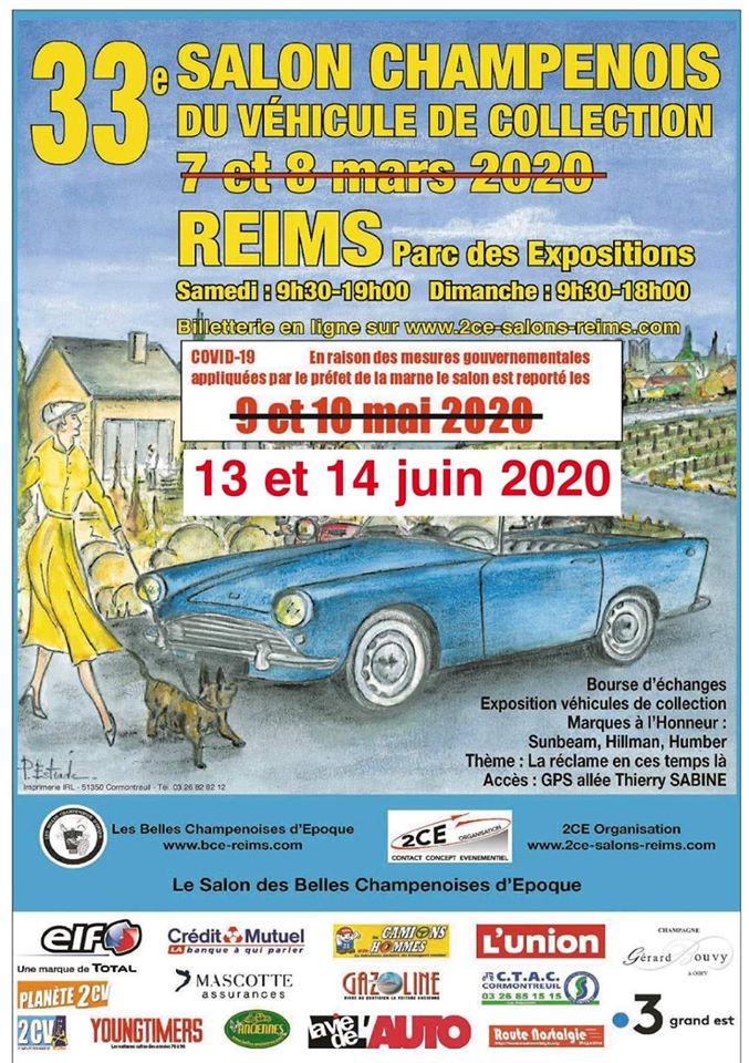 Report du Salon de REIMS Reins11