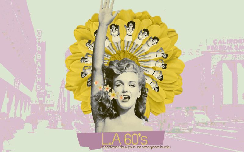 L.A 60's Printe10