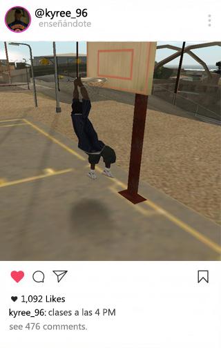[Instagram] @kyree_96 Basket10