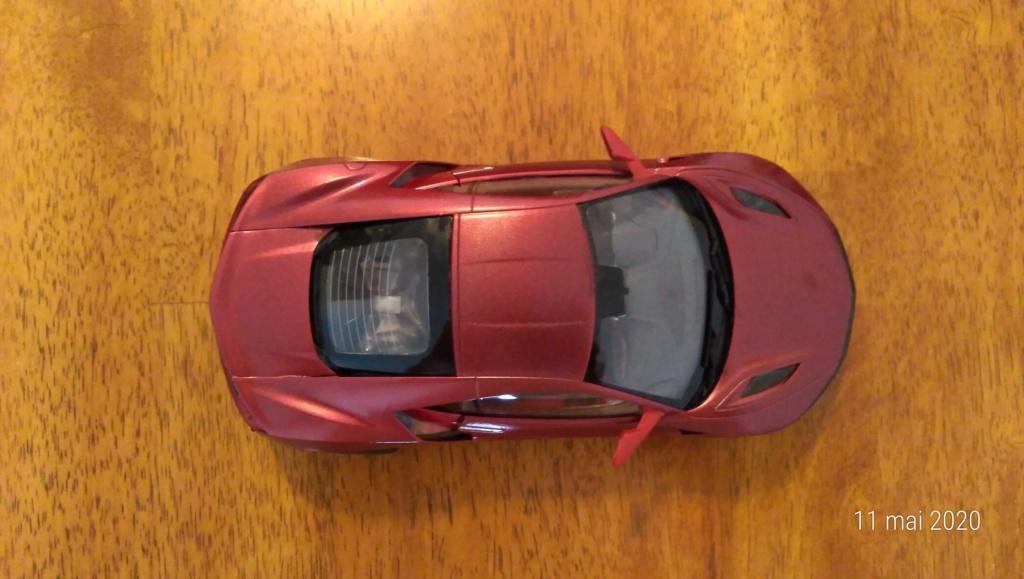 Tamiya Honda NSX P_202018