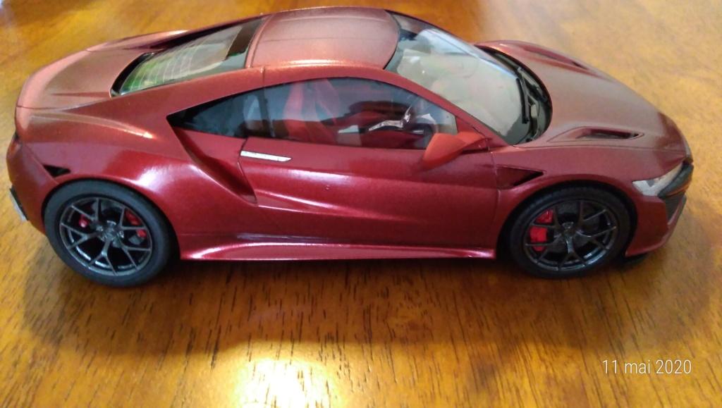 Tamiya Honda NSX P_202019