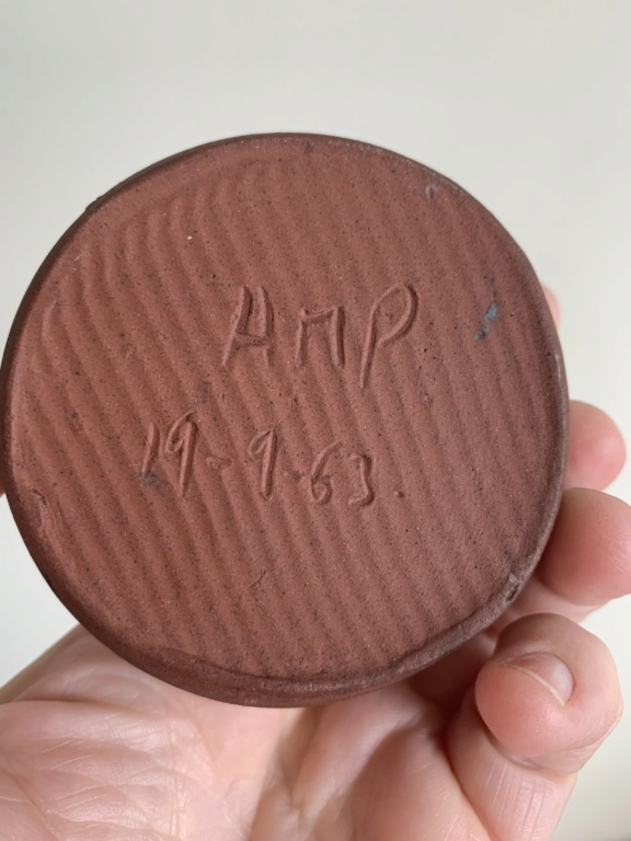 Lovely dish, AMP mark, from 1963  22441f10