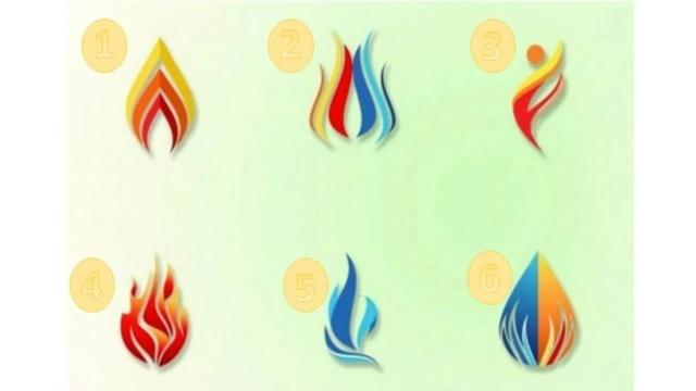 Выберите огонь и узнайте, какой свет сияет внутри вас 6e5ace10