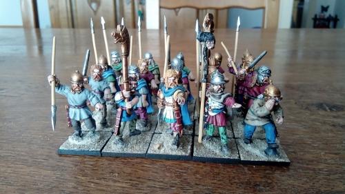 Service de peinture de figurines Liones jeux de plateau et wargames 67919610
