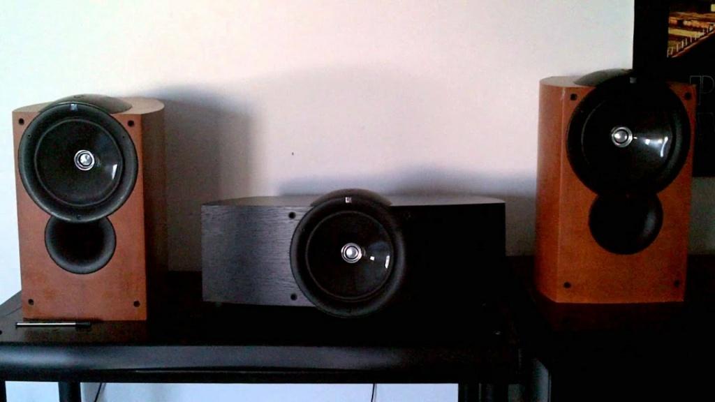 impianto da home video+musica solo stereo+ centrale...come fare un bel lavoro? Kef_ce11