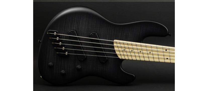 Super jazz bass fanned 5 cordas - S. Martyn 258cd510