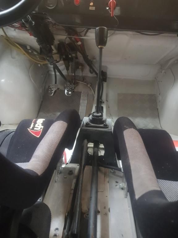 Boite de vitesse hewland 20210111