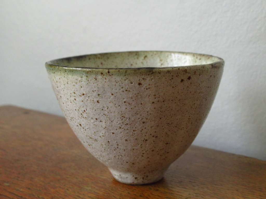 Small Glaze Test pot ? bowl  Img_6611