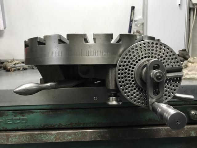 Deckel FP1 - Table rotative, poupée diviseur & accessoires  - Page 2 97446410