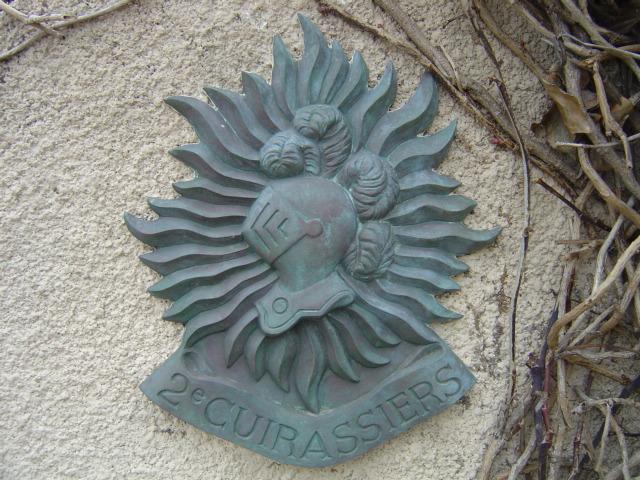 Chars et lieux de mémoire du 2e Cuirassiers 1944/45 01_la_10