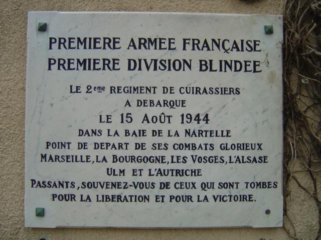 Chars et lieux de mémoire du 2e Cuirassiers 1944/45 01_la_11