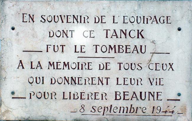 Chars et lieux de mémoire du 2e Cuirassiers 1944/45 03_bea12