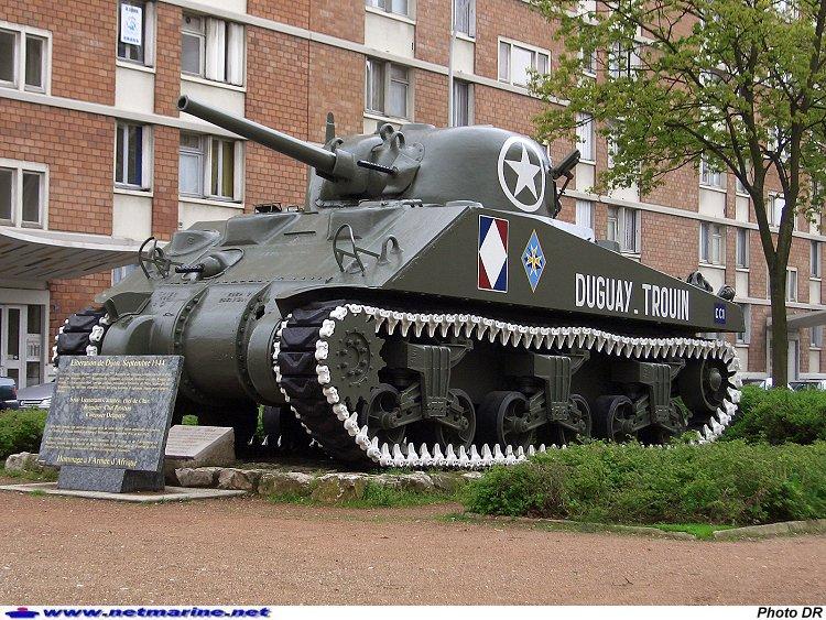 Chars et lieux de mémoire du 2e Cuirassiers 1944/45 04_dij13