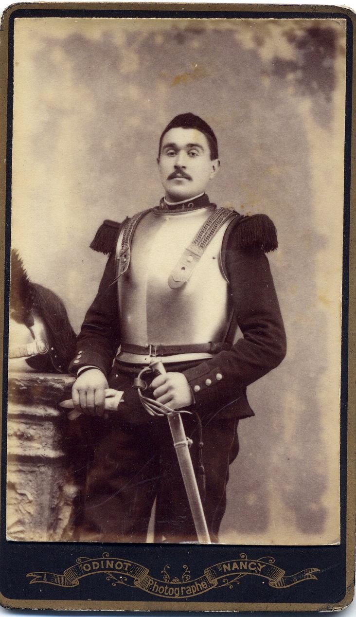 - Les Cuirassiers du Dauphin Cavalerie - - Page 2 A00110