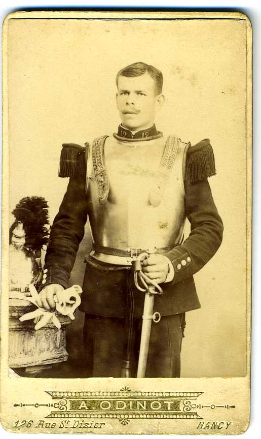 - Les Cuirassiers du Dauphin Cavalerie - - Page 2 A00413