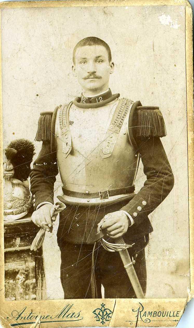 - Les Cuirassiers du Dauphin Cavalerie - - Page 2 A00810