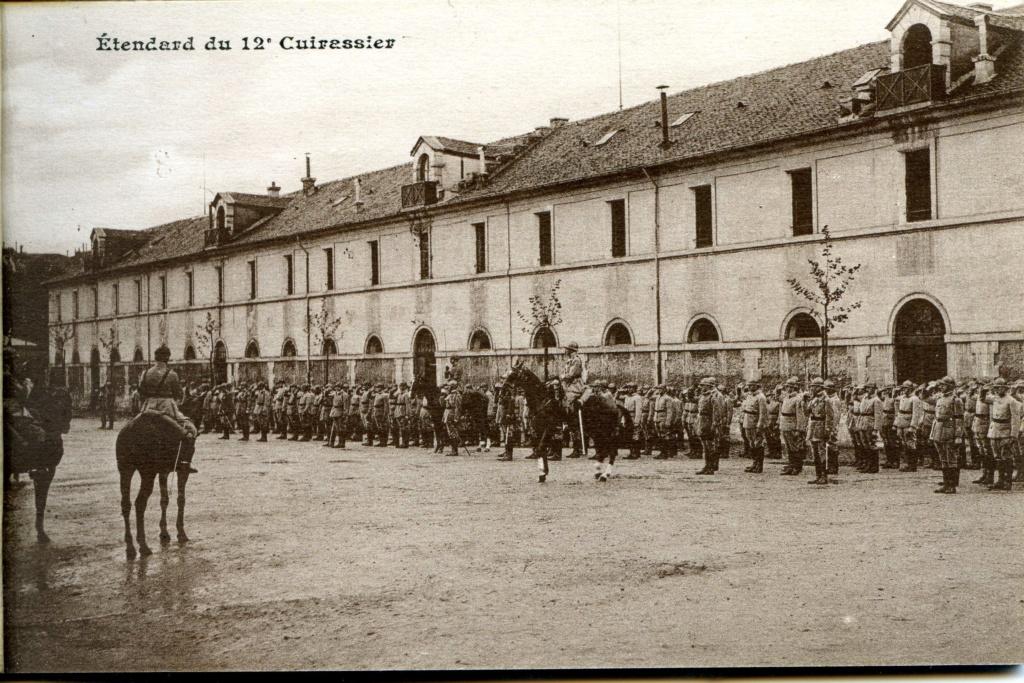 - Les Cuirassiers du Dauphin Cavalerie - Xa_05_10