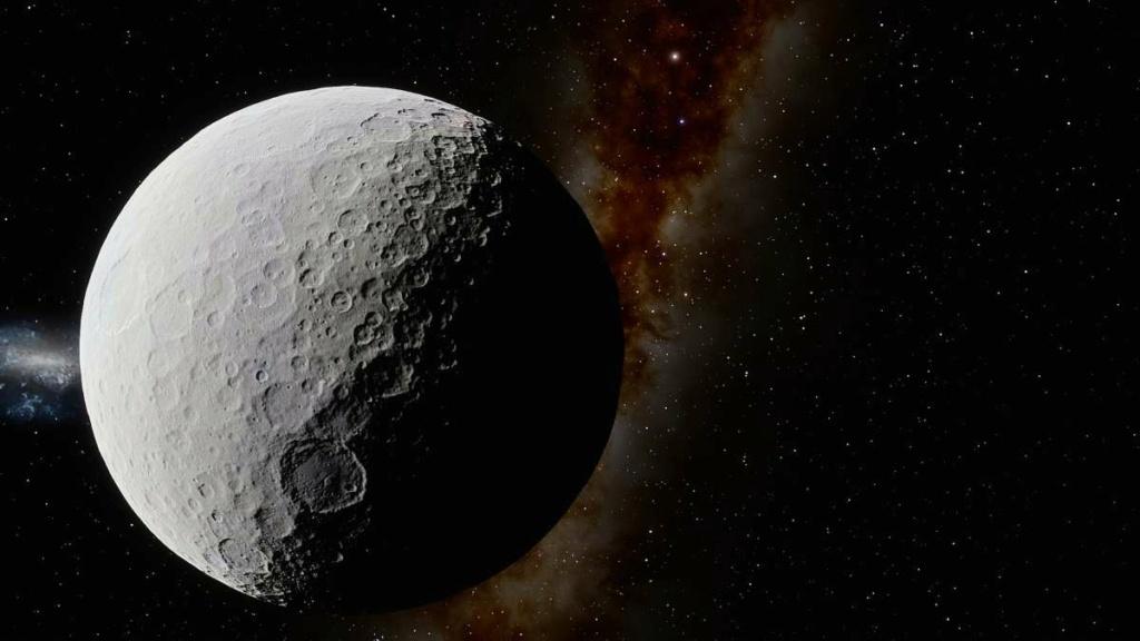 Info et Interprétation de Cérès  Planet10