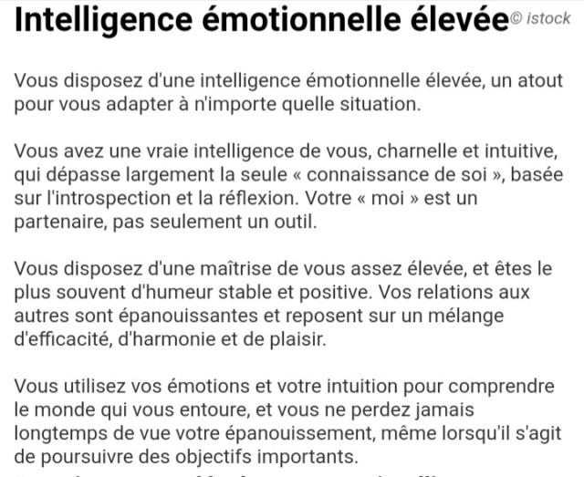 L'Intelligence émotionnelle Screen45