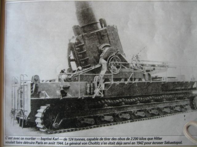 Karl le mortier qui aurait du détruire Paris Img_4211