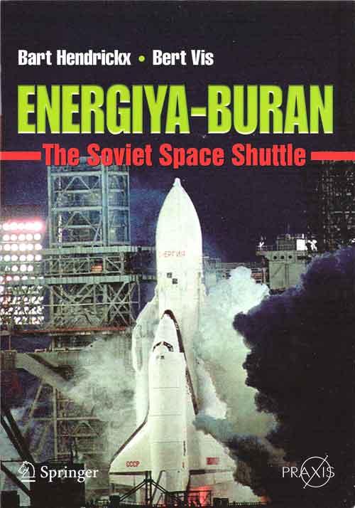 """Livres : """"Energya-Buran"""" de Hendrickx et Vis Energi10"""