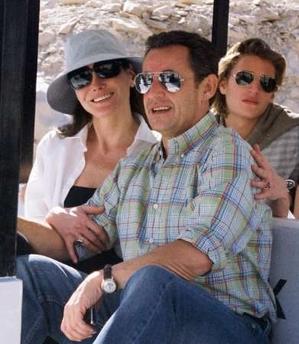 Les vacances du Président ... Nicola10