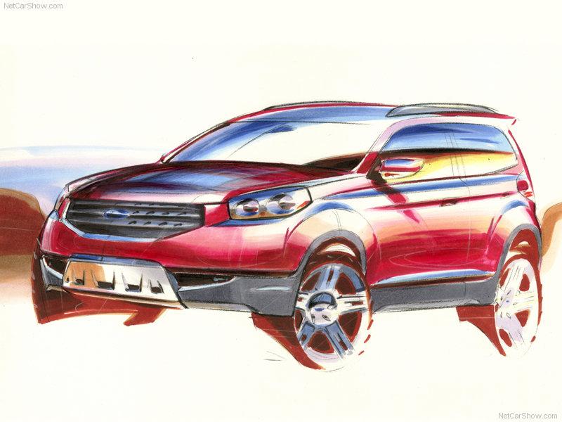 [Présentation] Le design par Subaru Subaru11
