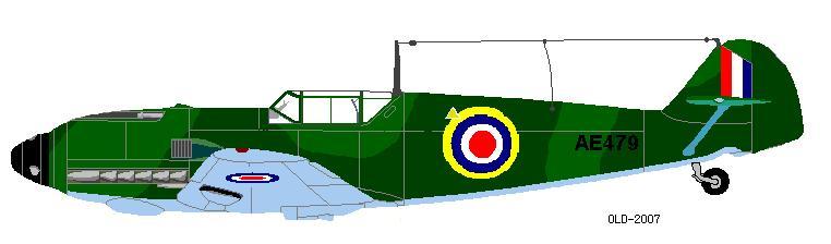 Me109E3 Français Me109e11