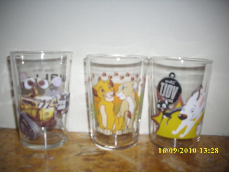 collection verres Disney  Dsci0012