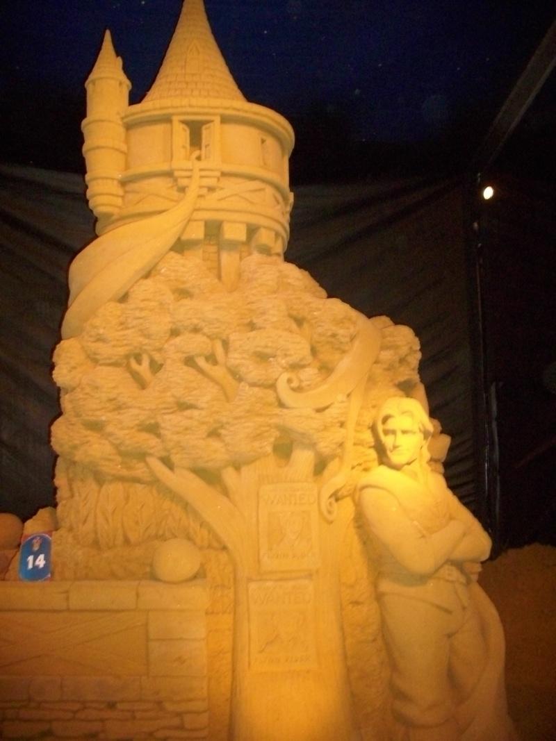 Blankenberge: Sculpture de sable Festival 2011 (belgique) - Page 3 Dsci0912