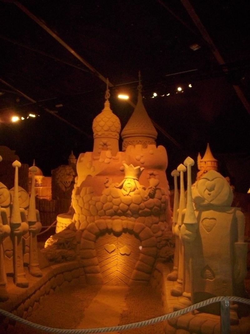 Blankenberge: Sculpture de sable Festival 2011 (belgique) - Page 3 Dsci0913