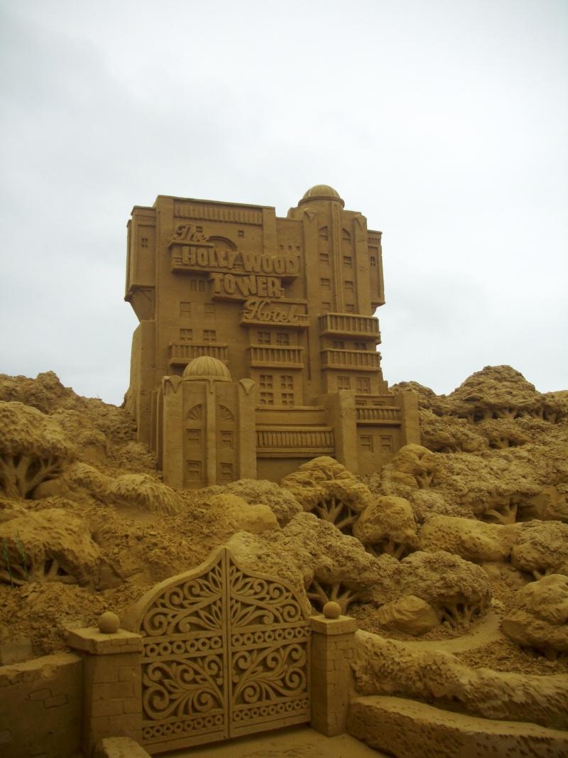 Blankenberge: Sculpture de sable Festival 2011 (belgique) - Page 3 Dsci0920