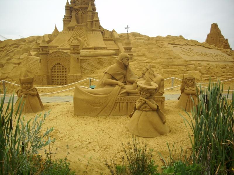 Blankenberge: Sculpture de sable Festival 2011 (belgique) - Page 3 Dsci0922