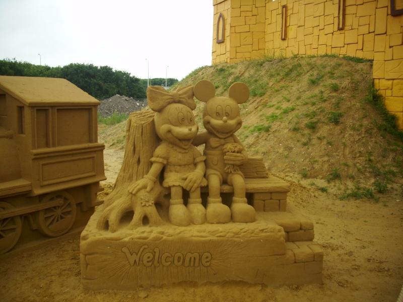 Blankenberge: Sculpture de sable Festival 2011 (belgique) - Page 3 Dsci0923