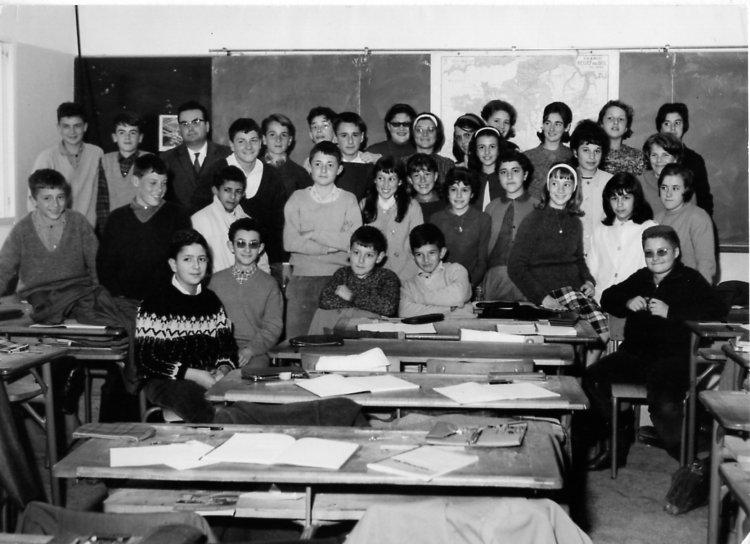 LYCÉE PAUL VALERY A MEKNES 19630310