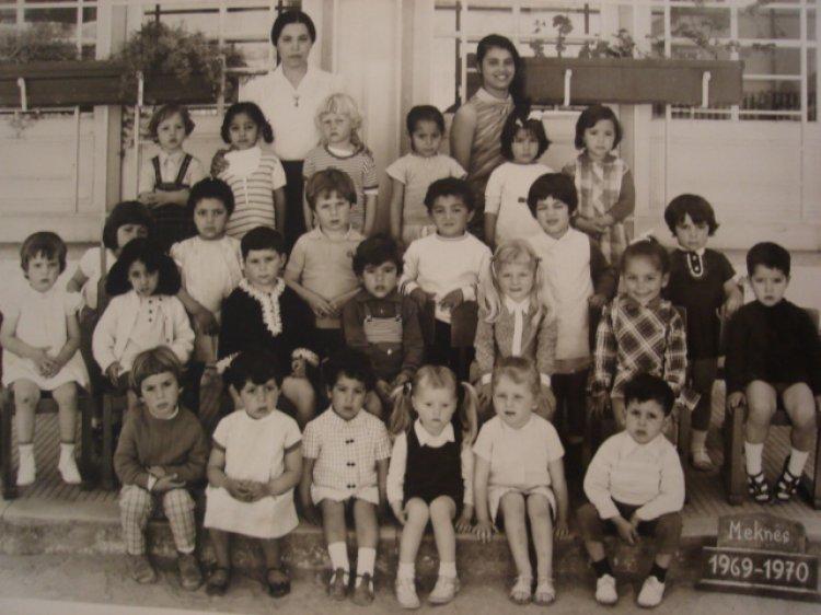 École Jean Jacques Rousseau de Meknes 23091910