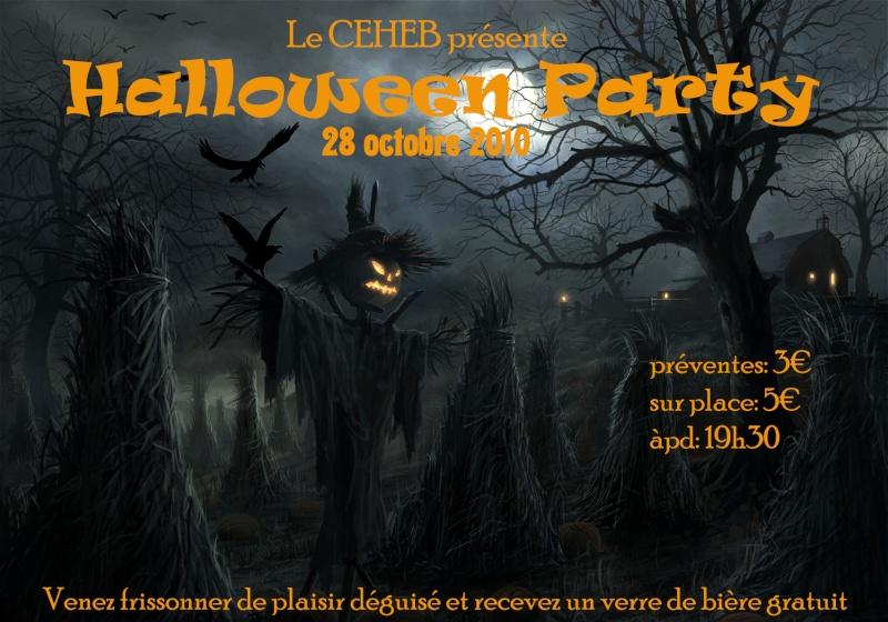 Halloween Party 2010 (28 octobre) Hallow10