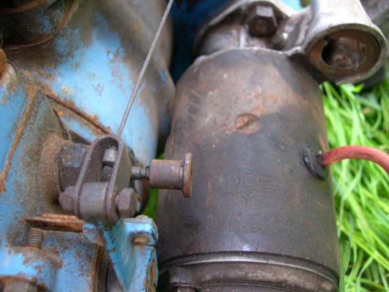 demarreur ducel 6062 a - Démarreur Ducellier 6062 A pour F&S 600 L  Dscn6014