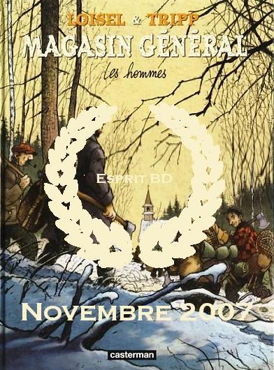 Gagnant novembre 2007: Magasin Général Magasi11