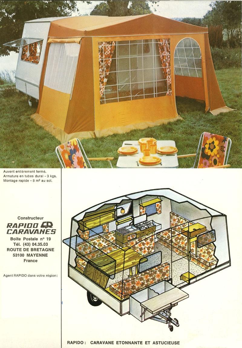 (VENDU) A vendre Rapido confort 1976 Rapido14