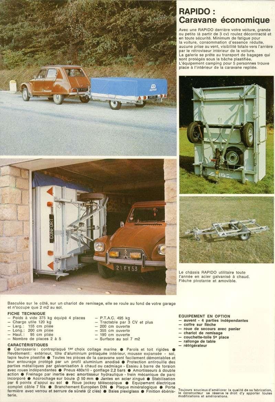 (VENDU) A vendre Rapido confort 1976 Rapido15