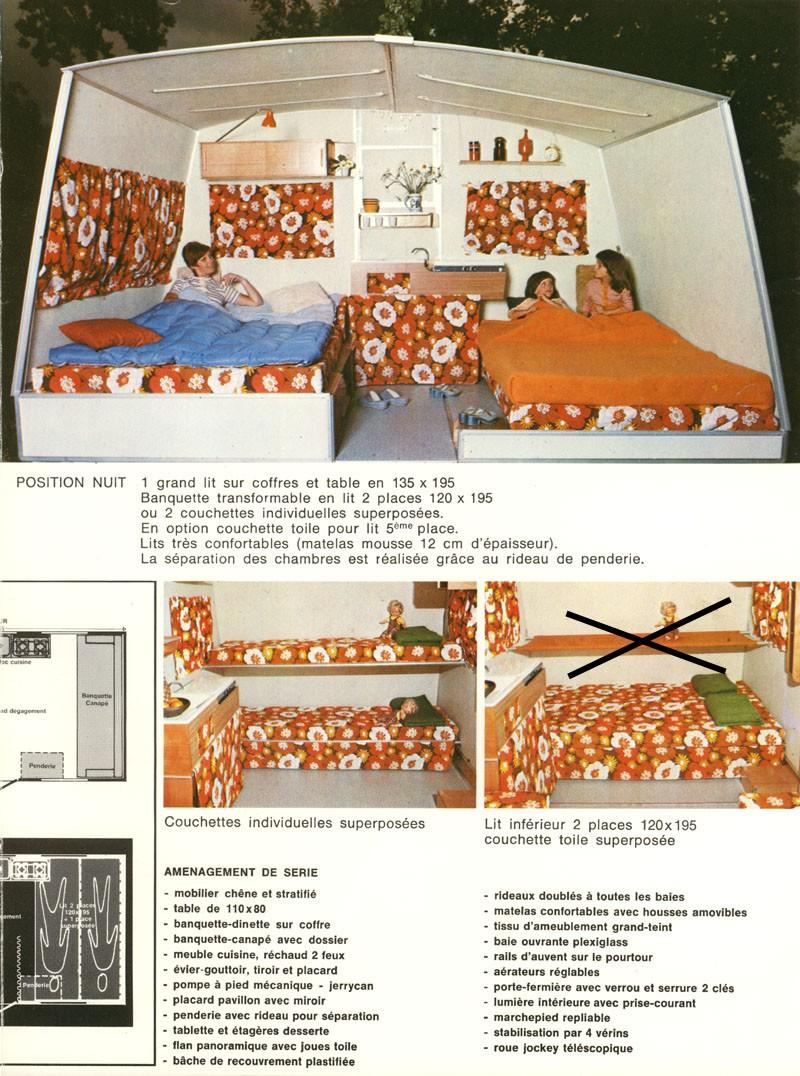 (VENDU) A vendre Rapido confort 1976 Rapido16