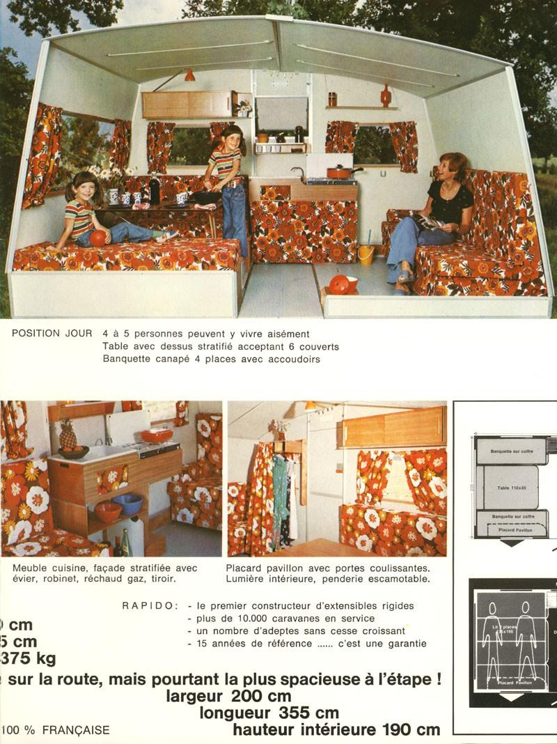 (VENDU) A vendre Rapido confort 1976 Rapido17