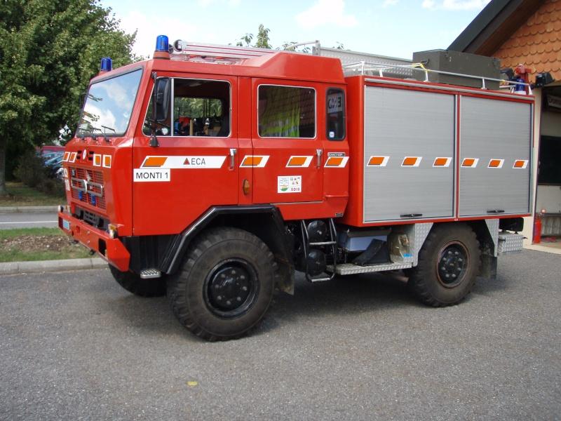 au camion pompier haute pression a biere Saurer21