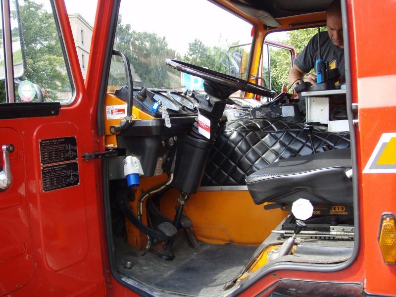 au camion pompier haute pression a biere Saurer24
