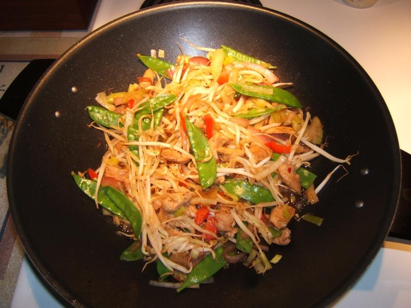 Chop suey au poulet d'Angélina Dscf0045