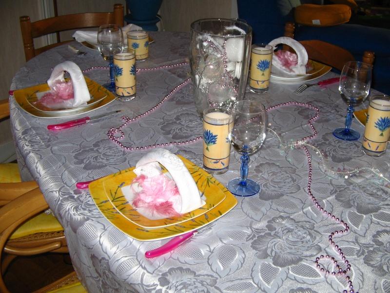 Des idées pour la table, la déco Img_5410