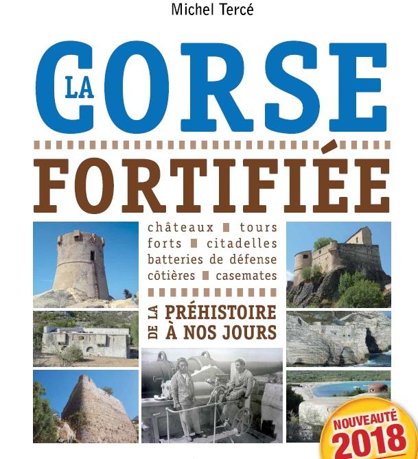 Les fortifications en Corse NEW BOOK Couve_11