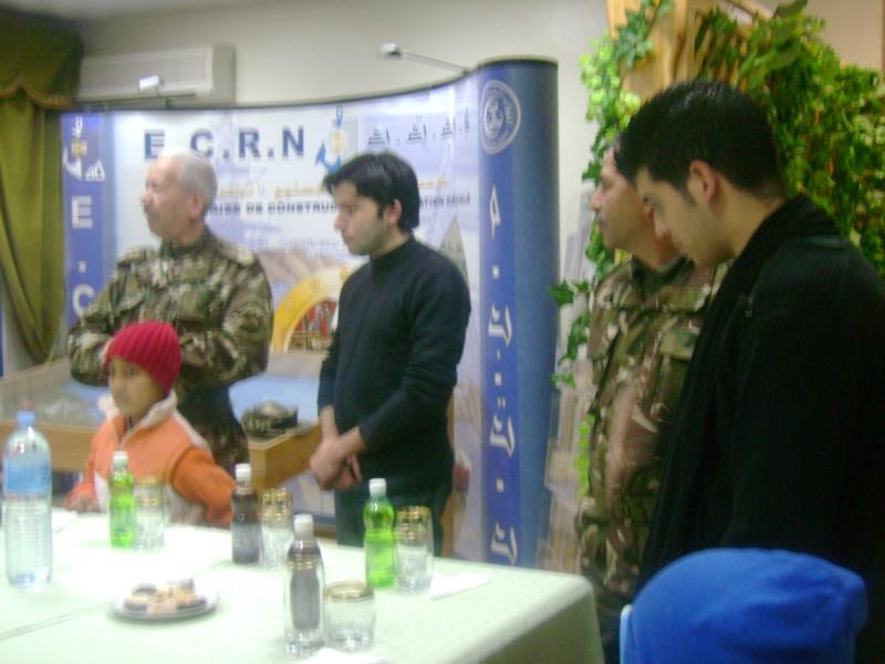 Visite de L'ECRN  Base Navale de la 2eme RM Oran Photo_10