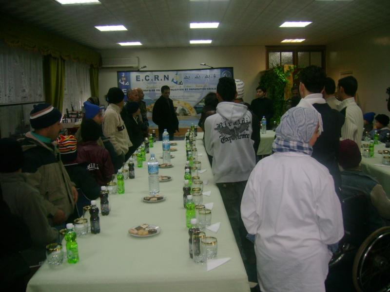 Visite de L'ECRN  Base Navale de la 2eme RM Oran Photo_11